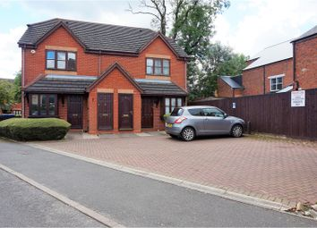 Thumbnail 1 bed flat for sale in Church Drive, Birmingham
