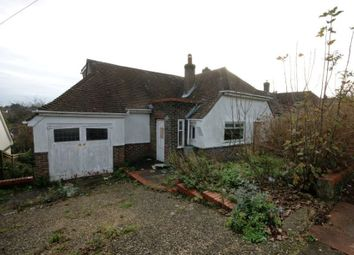 Thumbnail 3 bed bungalow for sale in Redhill Drive, Brighton