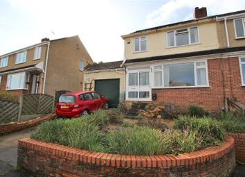 Thumbnail 3 bed semi-detached house for sale in Gages Close, Kingswood, Bristol