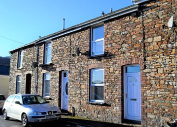 Thumbnail 2 bedroom terraced house for sale in Matthew Terrace, Pontnewynydd, Pontypool