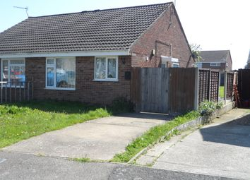 Thumbnail Semi-detached bungalow for sale in Becontree Close, Clacton On Sea