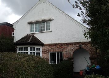 Thumbnail 3 bed detached house to rent in Brookside Road, Golders Green, London