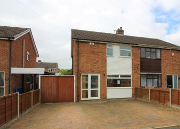 Thumbnail 2 bed semi-detached house for sale in Wordsworth Way, Measham