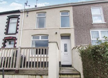 Thumbnail 2 bed property to rent in Bryn Ogwy Terrace, Nantymoel, Bridgend
