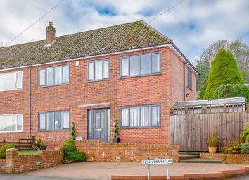 Thumbnail 5 bed semi-detached house for sale in Tennyson Drive, Billinge, Wigan