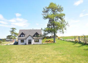 Thumbnail 4 bed detached house for sale in Knockfarrel, Dingwall