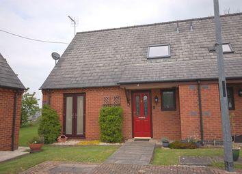 Thumbnail 2 bedroom bungalow for sale in Top Farm Court, Kilburn, Belper