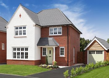 "4 bed detached house for sale in ""Cambridge"" at ""Cambridge"" At Guinevere Avenue, Stretton, Burton-On-Trent DE13"