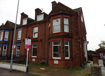 Thumbnail 2 bed flat for sale in Pier Cottages, Wellesley Road, Great Yarmouth