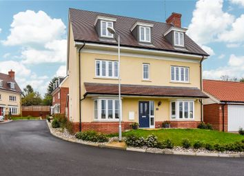Thumbnail Detached house for sale in Brick Kiln Drive, Dunmow