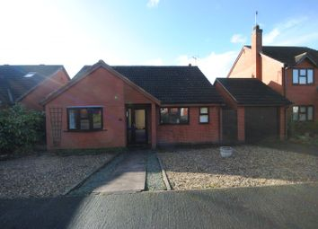 Thumbnail 2 bed bungalow to rent in Cramps Close, Barrow Upon Soar, Loughborough