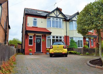 Thumbnail 5 bed semi-detached house for sale in Halsall Lane, Formby