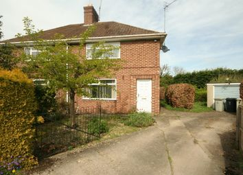 Thumbnail 2 bed semi-detached house for sale in Luffenham Road, Ketton, Stamford