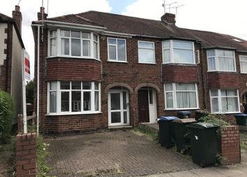 Thumbnail 3 bed end terrace house for sale in Treherne Road, Radford, Coventry, West Midlands