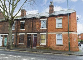 Thumbnail 3 bedroom terraced house for sale in Vernon Road, Old Basford, Nottingham