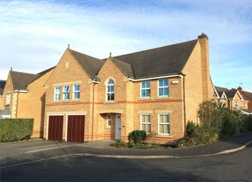 Thumbnail 5 bed detached house for sale in Brudenell Close, Cawston, Rugby, Warwickshire
