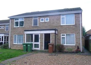 Thumbnail 1 bed flat for sale in Compton Way, Earls Barton