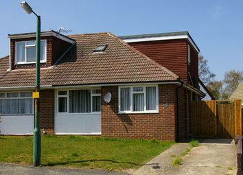 Thumbnail 3 bed bungalow to rent in Ernest Drive, Allington
