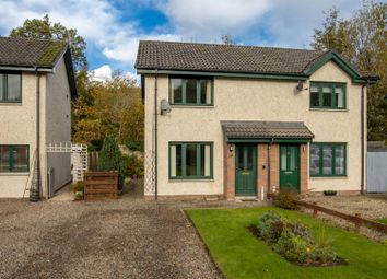 Thumbnail 2 bed semi-detached house for sale in Hendersyde Avenue, Kelso