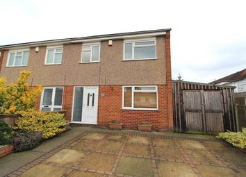 Thumbnail 3 bedroom semi-detached house to rent in Brook Avenue, Arnold, Nottingham