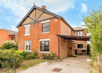 Thumbnail 4 bed semi-detached house for sale in Villa Road, Stanway, Colchester