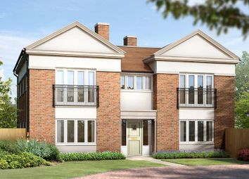 "Thumbnail 4 bed detached house for sale in ""The Woodgate"" at Kings Drive, Midhurst"