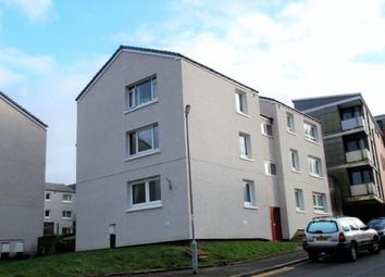Thumbnail 1 bed flat to rent in Trafalgar St Greenock Furnished, Greenock