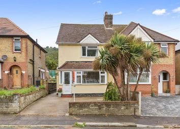 Thumbnail 3 bedroom semi-detached house for sale in Manor Road, Dover