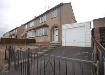 Thumbnail 3 bed semi-detached house to rent in Gages Road, Kingswood, Bristol