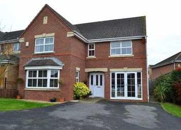 Thumbnail 4 bed detached house for sale in Foxglove Way, Thatcham, Berkshire