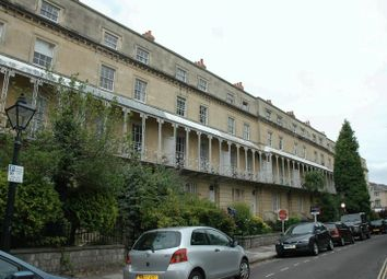 Thumbnail 2 bed flat to rent in Garden Flat, South Parade