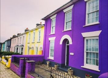 Thumbnail 3 bed flat to rent in Greenland Terrace, Aberaeron