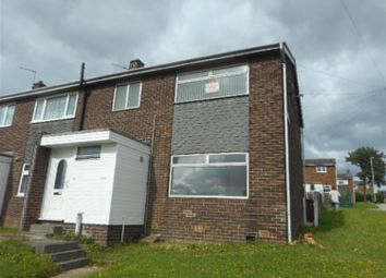 Thumbnail 1 bed flat to rent in Ash Grove, South Emsall