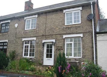 Thumbnail 1 bed terraced house to rent in Bridge Street, Needham Market, Ipswich