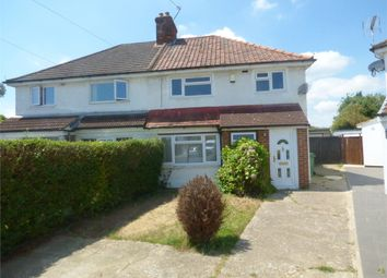 Thumbnail 3 bed semi-detached house to rent in Third Crescent, Slough, Berkshire
