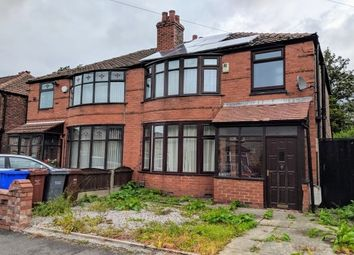 Thumbnail 4 bed semi-detached house to rent in Heyscroft Road, Withington
