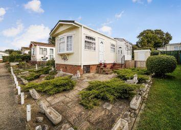 Thumbnail 1 bedroom mobile/park home for sale in Seasalter Lane, Seasalter, Whitstable