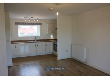 Thumbnail 2 bedroom flat to rent in Abells Close, Walton, Milton Keynes