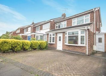 Thumbnail 3 bedroom end terrace house for sale in Burton Close, Allesley, Coventry, West Midlands
