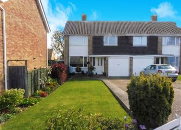 Thumbnail 3 bed semi-detached house for sale in Windsor Way, Polegate