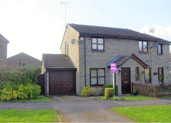 Thumbnail 2 bed semi-detached house for sale in Oakdale Glen, Harrogate