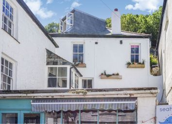 Thumbnail 4 bed cottage for sale in Lansallos Street, Polperro