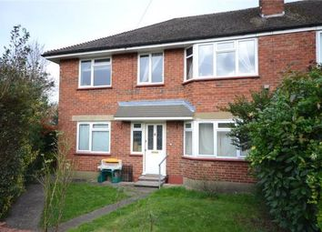 Thumbnail 2 bed maisonette for sale in May Crescent, Ash, Surrey