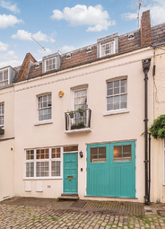 Thumbnail 3 bed property for sale in Eccleston Square Mews, London