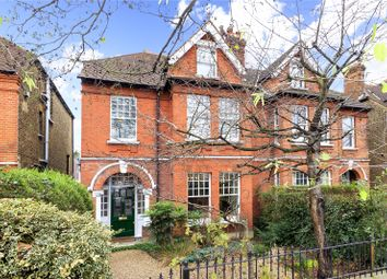 Thumbnail 5 bed semi-detached house for sale in Mortlake Road, Kew, Surrey