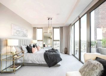 Thumbnail 3 bed flat for sale in Royal Dock West, Royal Victoria, London