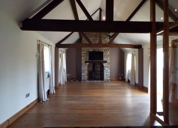 Thumbnail 3 bed barn conversion to rent in Poplar End, Toddington