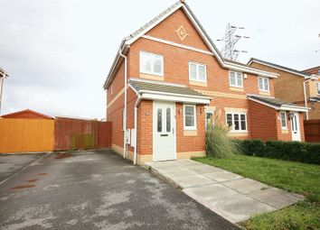 Thumbnail 3 bed property to rent in Fieldsway, Weston, Runcorn
