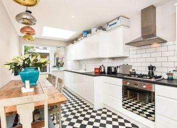 Thumbnail 2 bed terraced house for sale in Longfield Street, Southfields, London