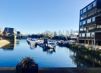 Thumbnail 2 bed flat to rent in Augustus Close, Brentford